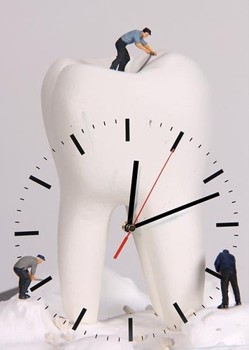Clock Tooth