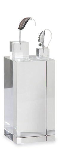 Glass cube big with glass cube big+mini without Dummy