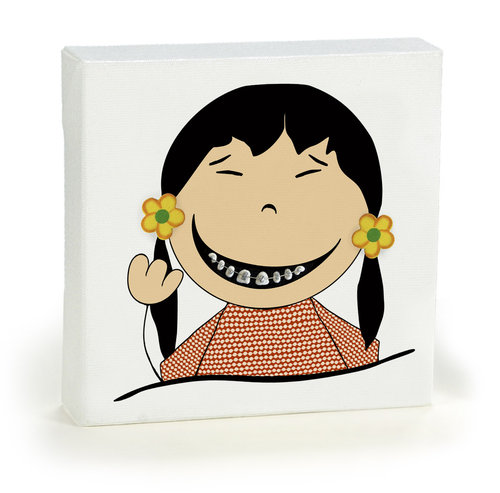 Happy Brackets Girl-Asia, small